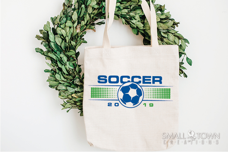Soccer, Soccer ball, Sports team, PRINT, CUT & DESIGN example image 4