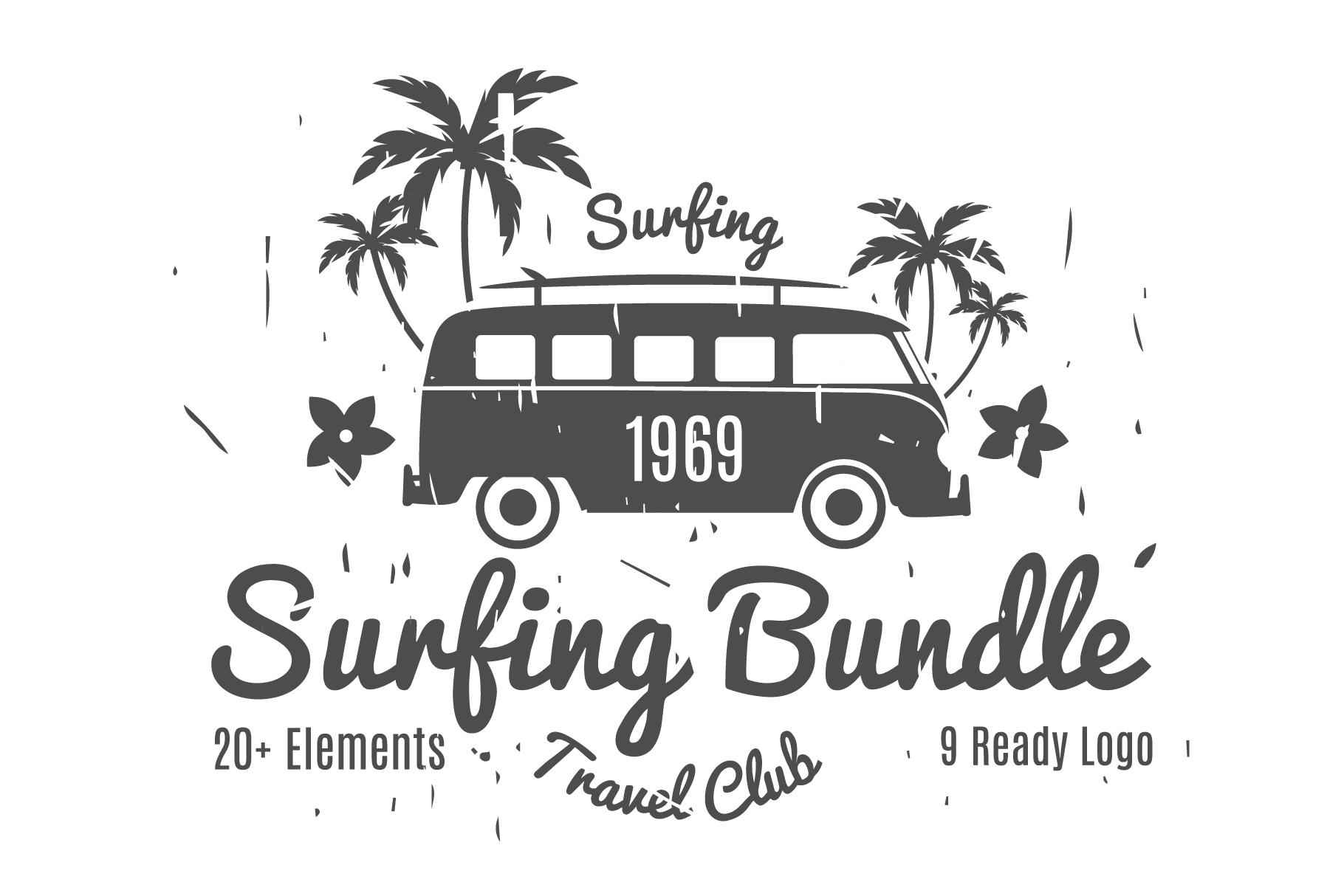 Surfing Bundle example image 2