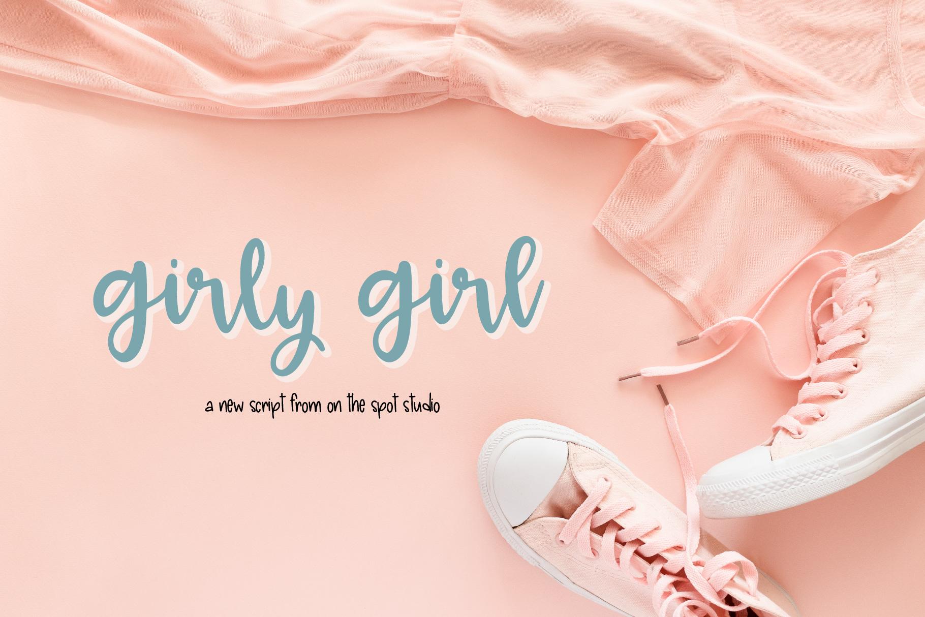 Girly Girl example image 1
