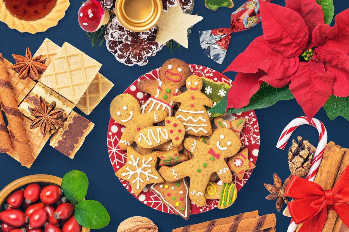 Christmas Scene Creator Volume 1 example image 9