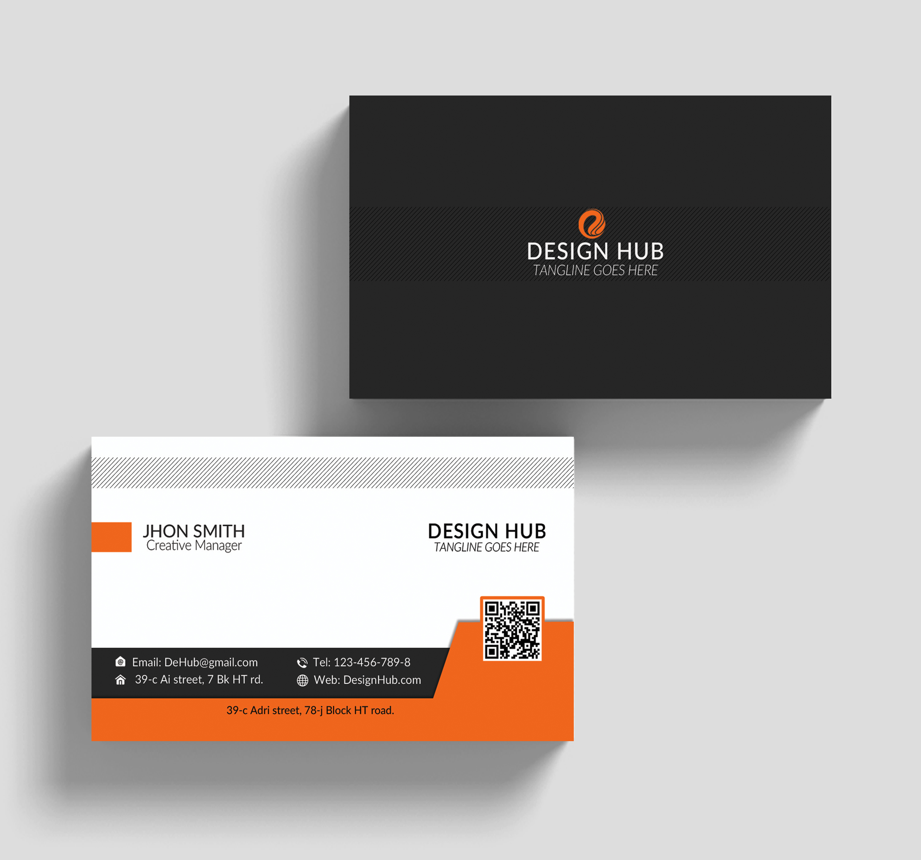 Business Visitig Cards example image 3