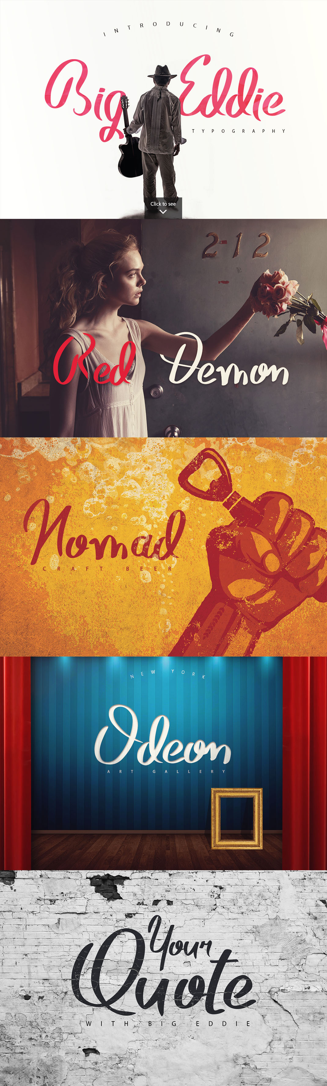 15 Essential Font Bundle example image 12
