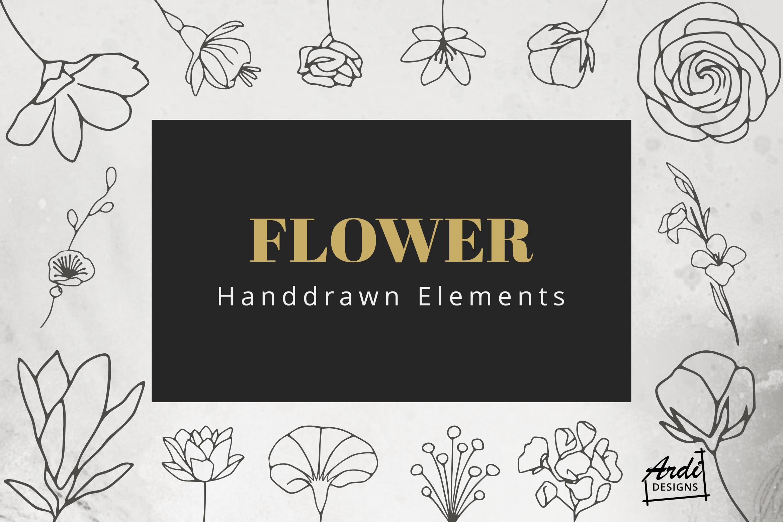 Flower Illustration example image 1