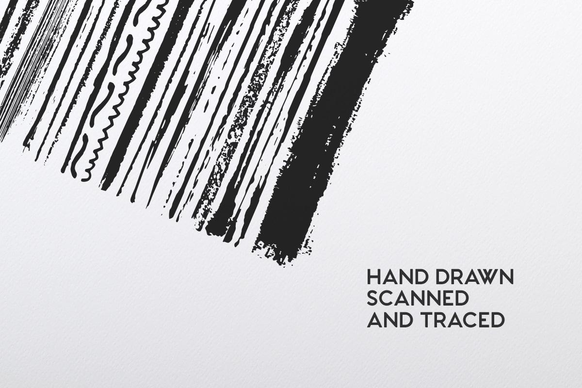 Illustrator's Ultimate Brush Pack example image 3