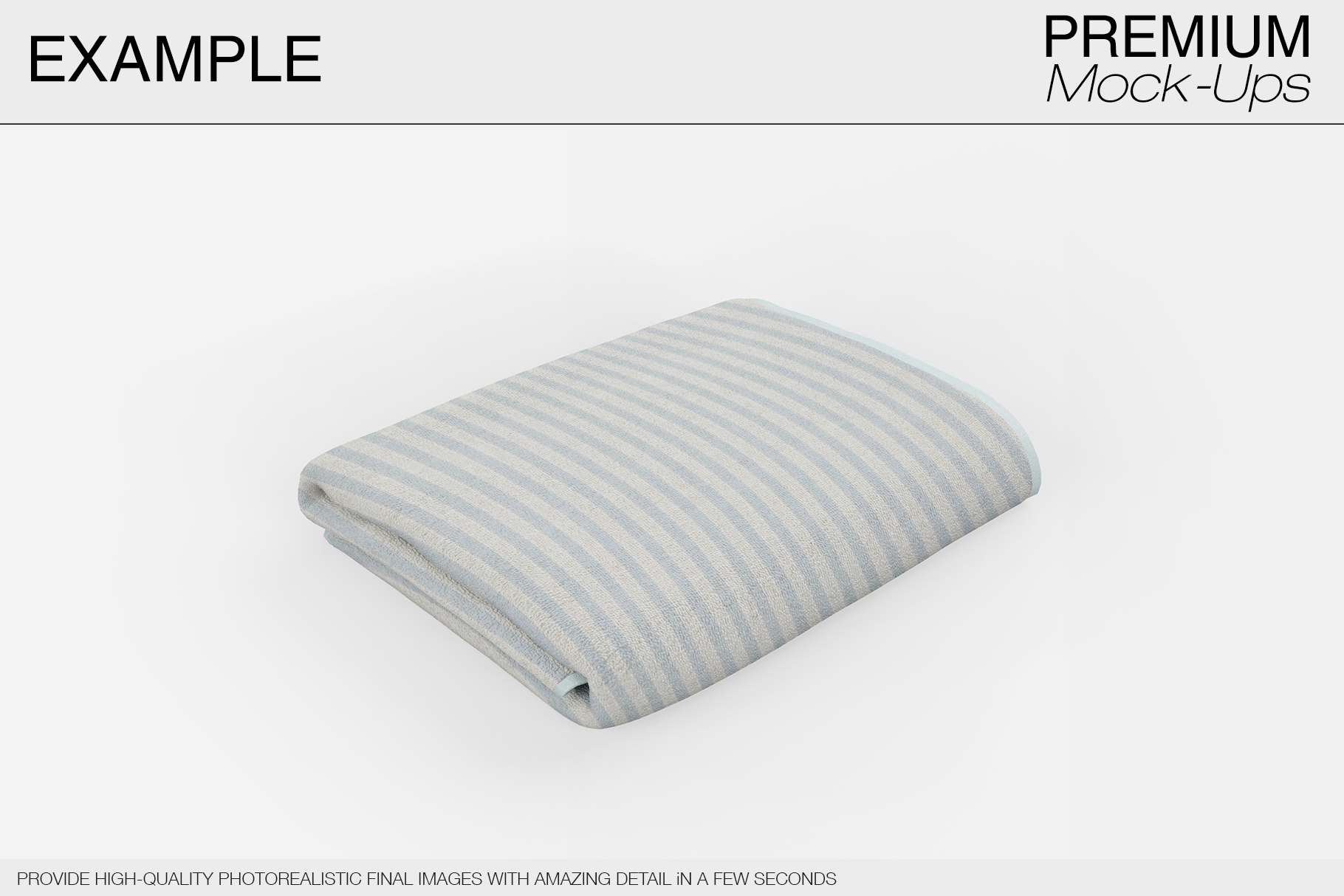 Bath Towels example image 16