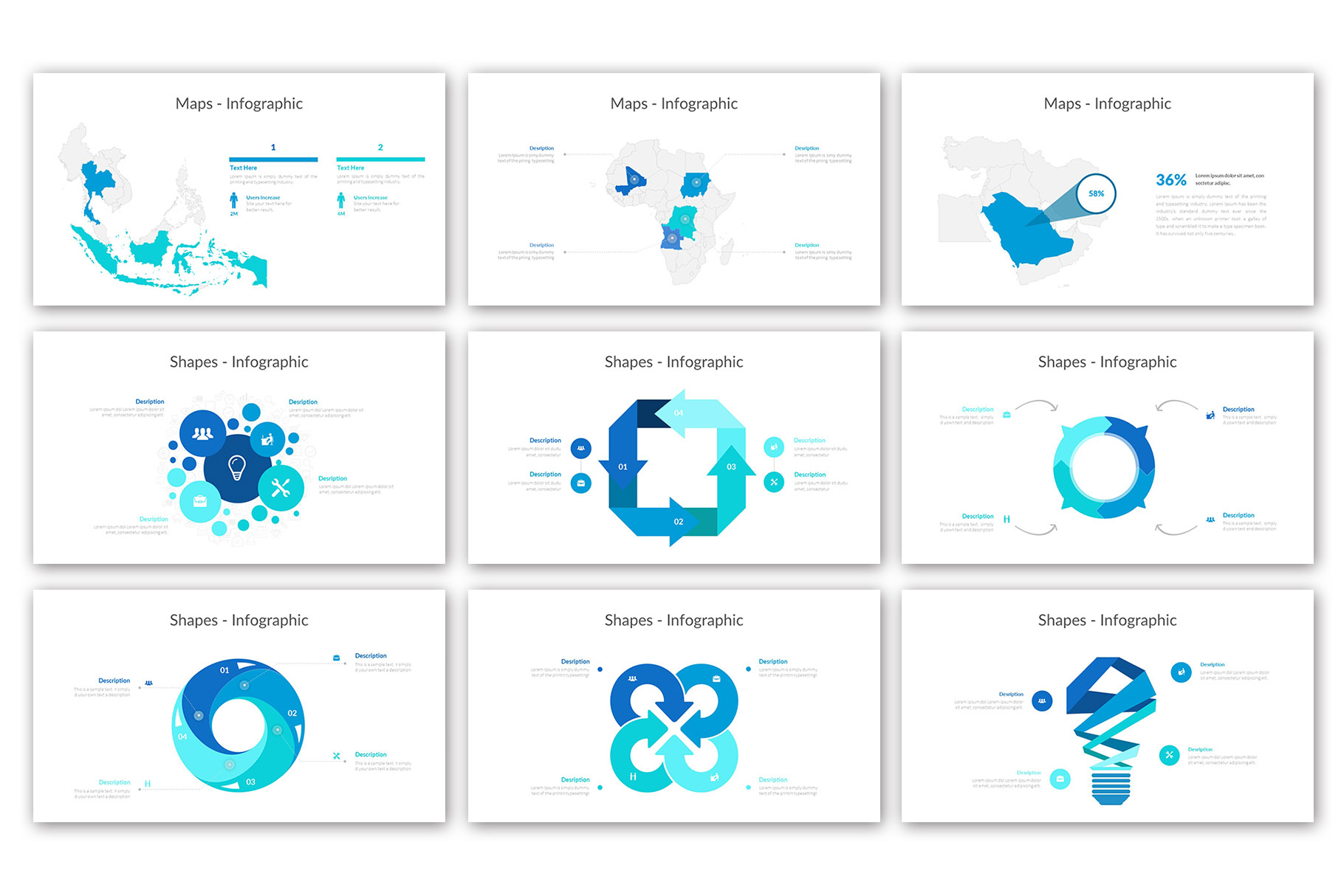 Big Business Presentation Template example image 12