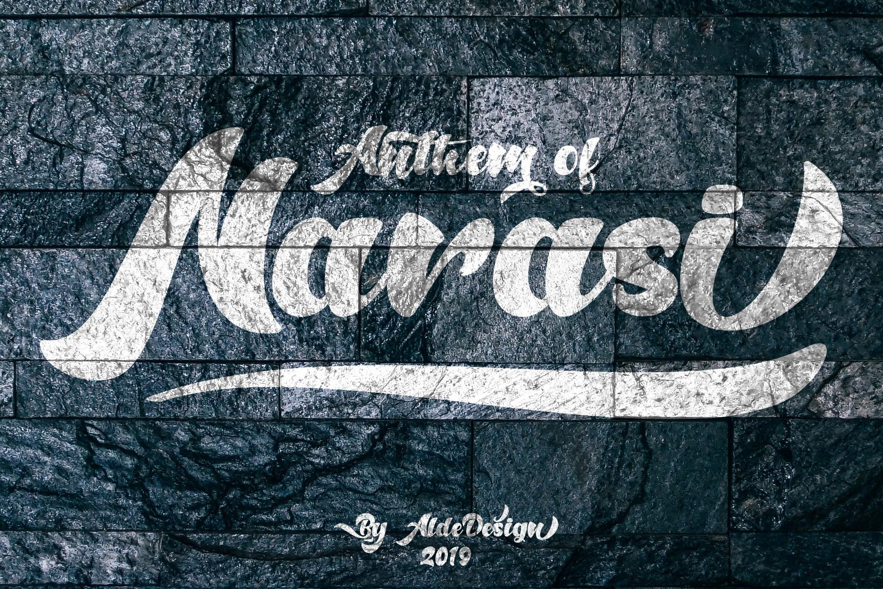 Anthem of Narasi example image 6