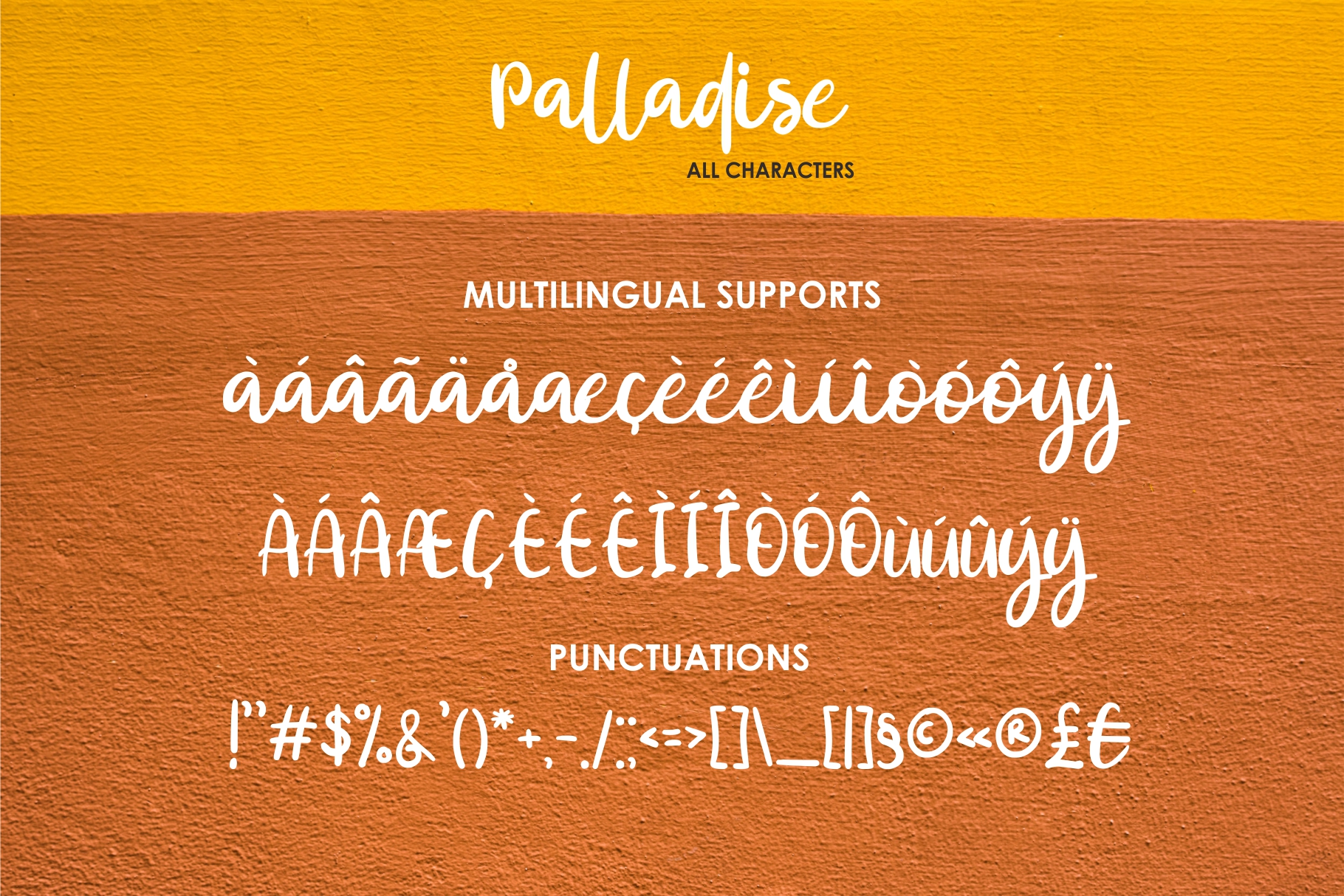 Palladise Cute Font example image 9