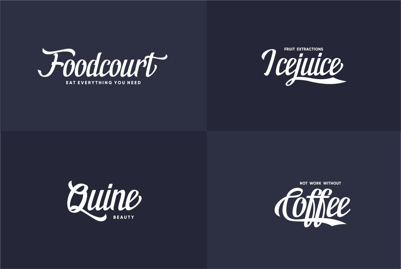 Westdjava Typeface example image 2