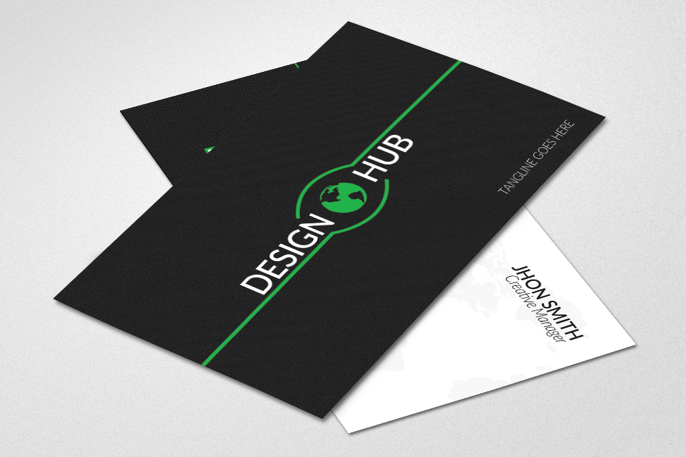Creative Business Cards Design example image 2