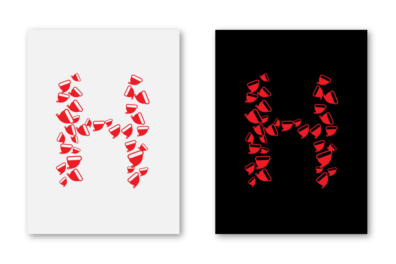 Santa Hat Font - A Fun Christmas Font example image 2