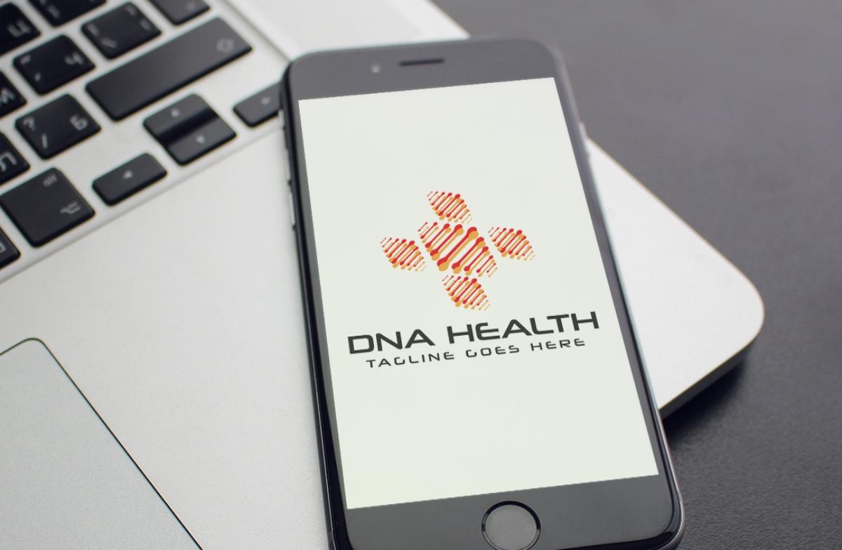 DNA Health Logo example image 5