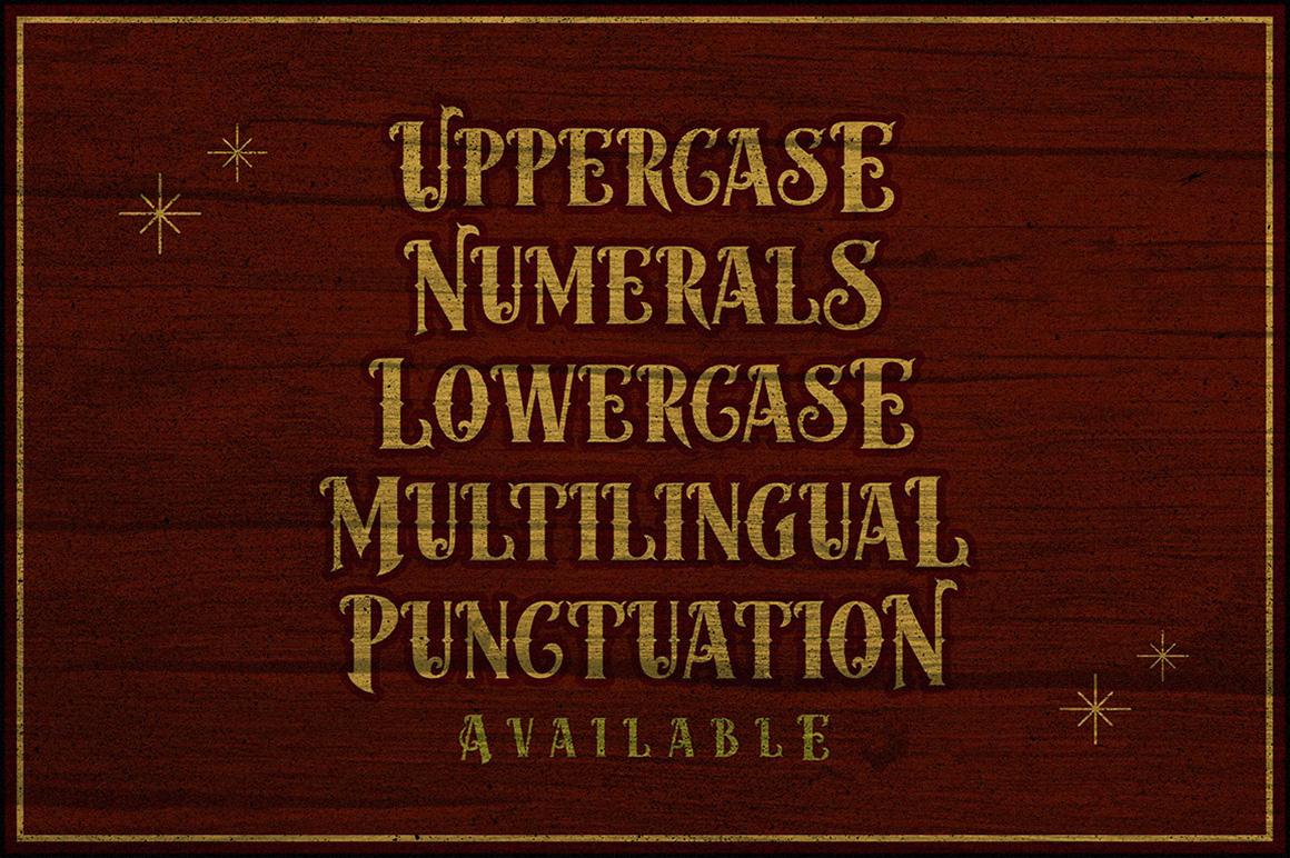 Moyers Typeface example image 2