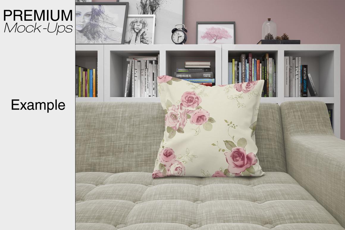 Pillows Mockup Set example image 9
