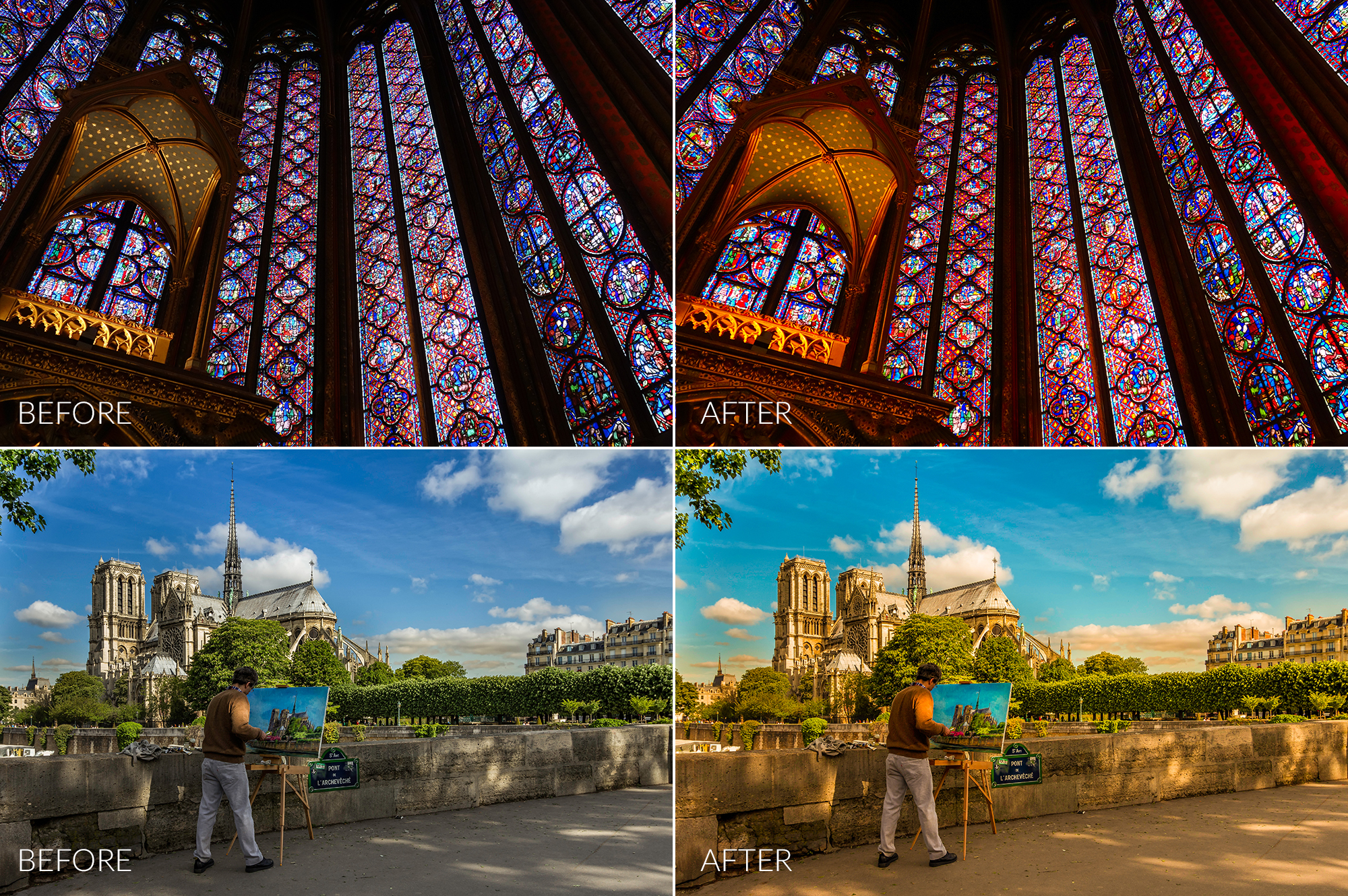Gothic Lr Presets example image 4