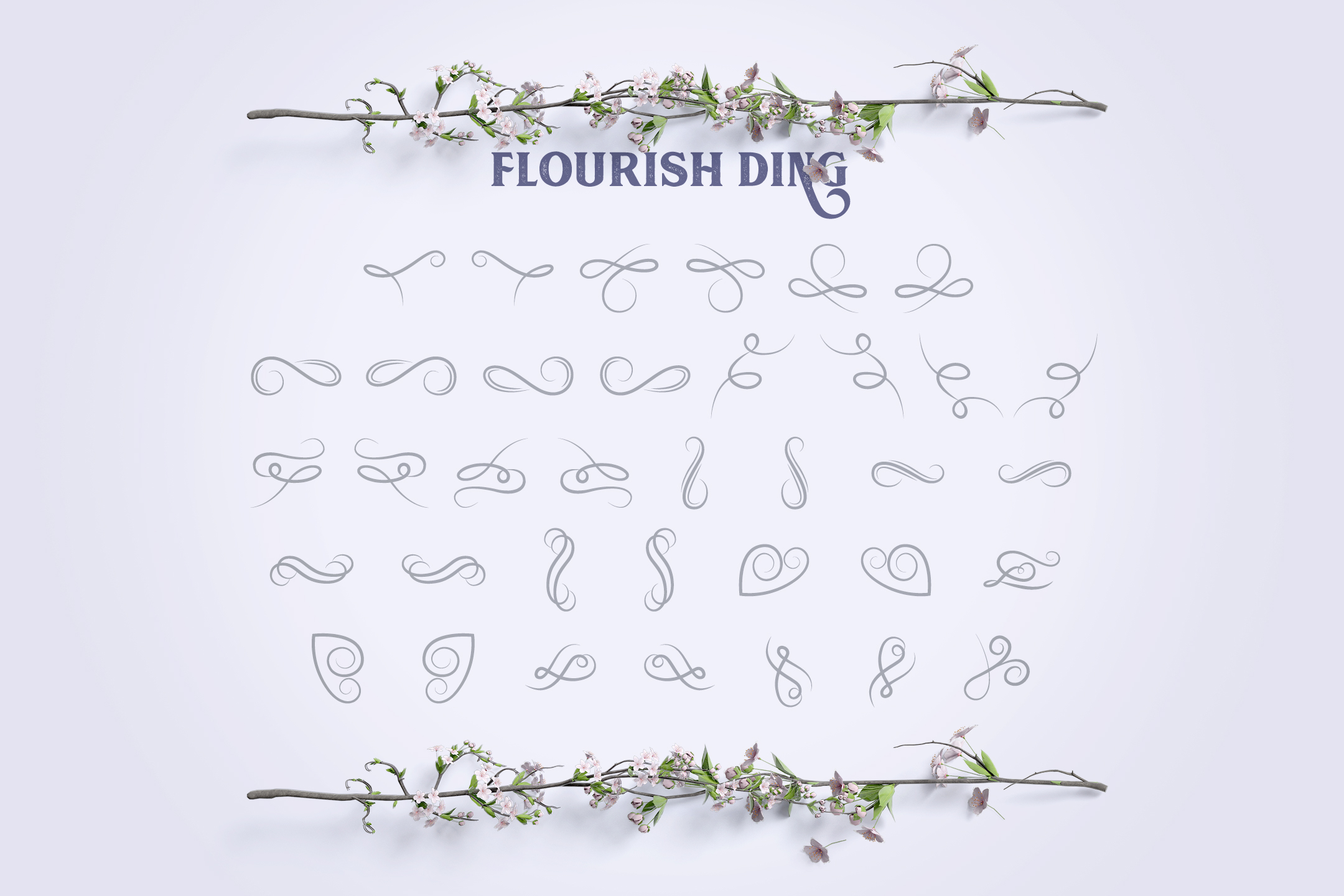 Flourish Ding example image 3