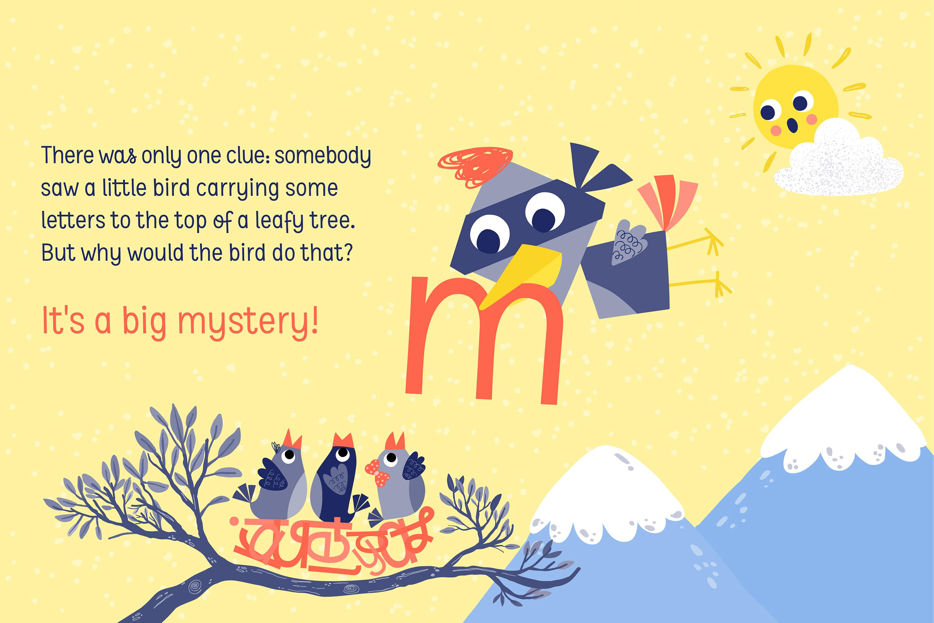 The Thief Bird example image 5