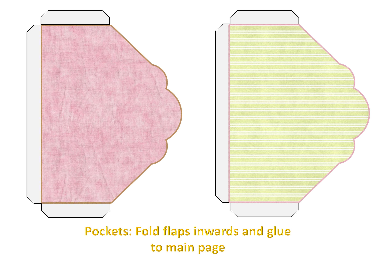 Printable Fairy Journaling Kit, Free Ephemera and PNGs example image 8