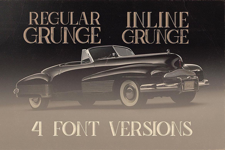 Zahra Typeface example image 2