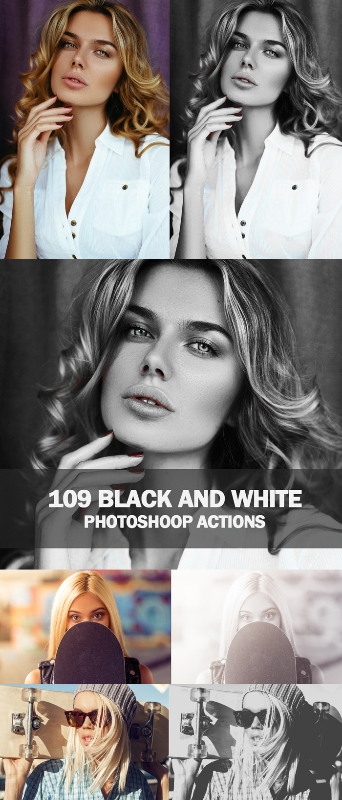 1850 Photoshop Actions example image 21