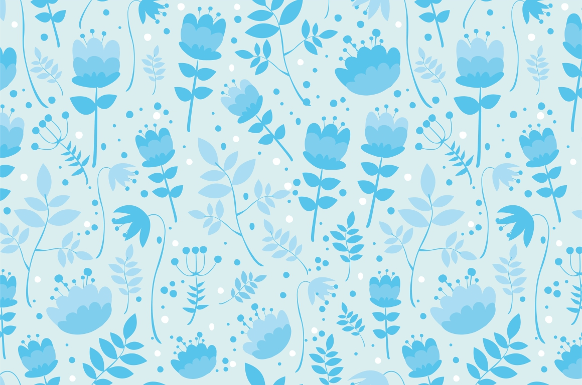 6 seamless patterns example image 6