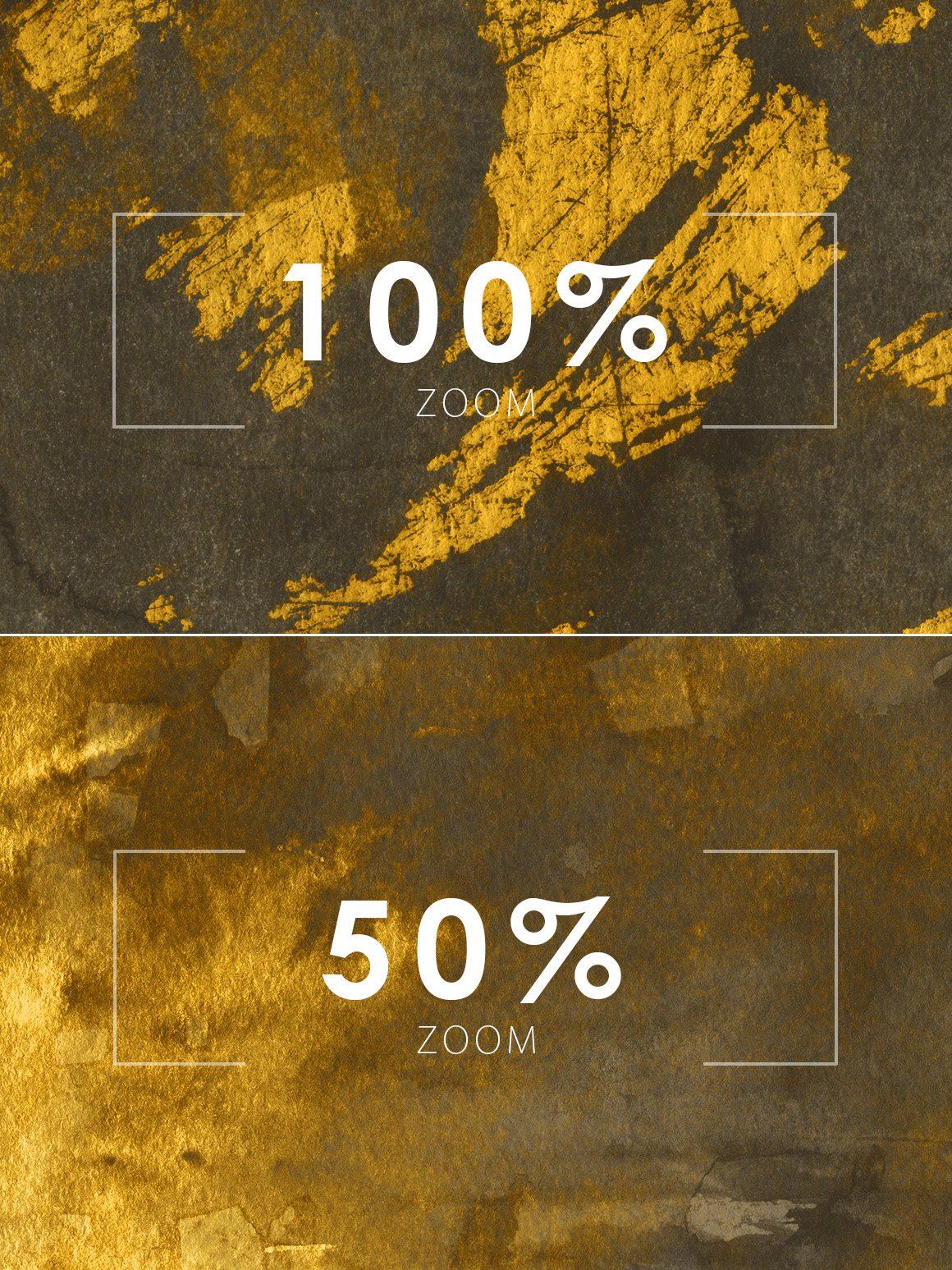 Gold Ink Backgrounds example image 7