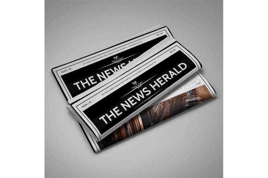 A3 Newspaper Template example image 5
