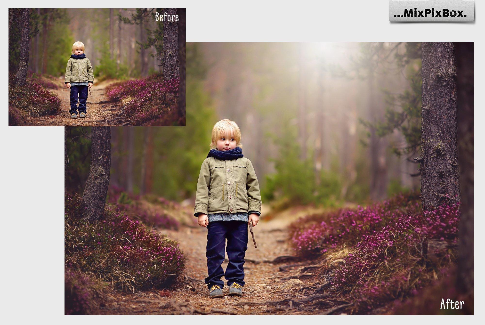 Extra Light Photo Overlays example image 4