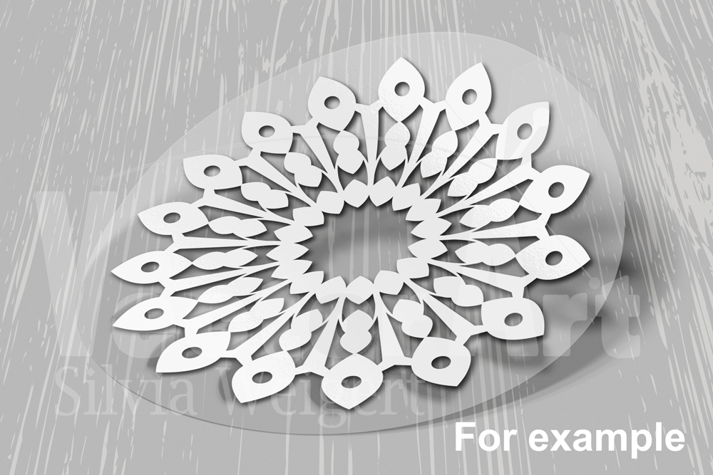 Mandalas SVG - Cut Files for Beginners example image 3