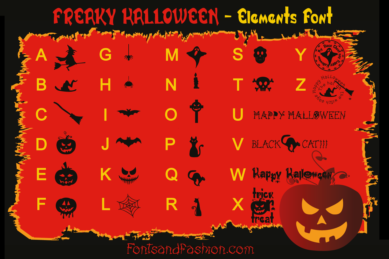 Freaky Halloween example image 2