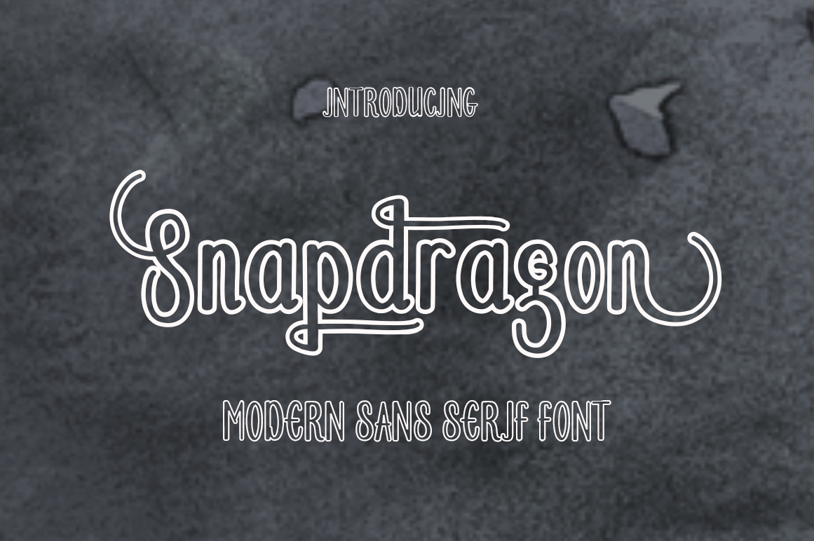 Snapdragon example image 1