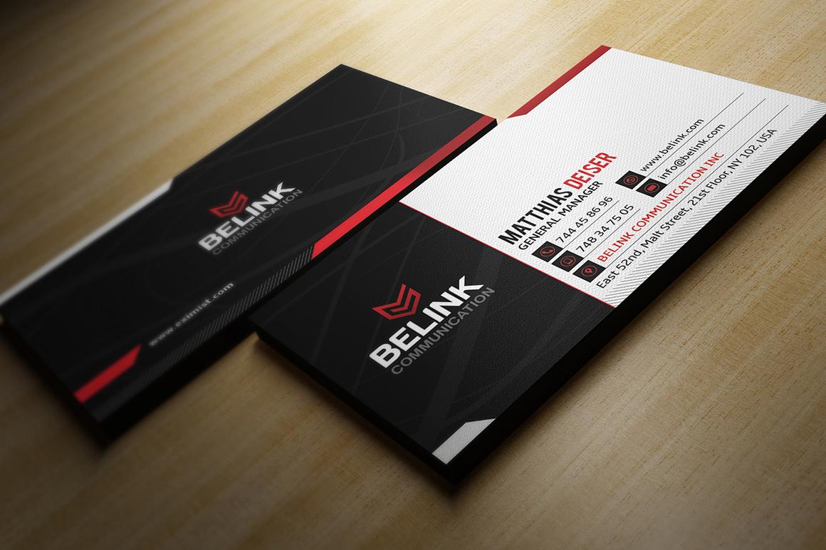 25 Business Cards Bundle - Vol 02 example image 17