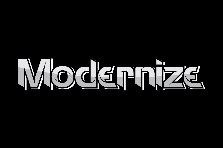 Modernize example image 2