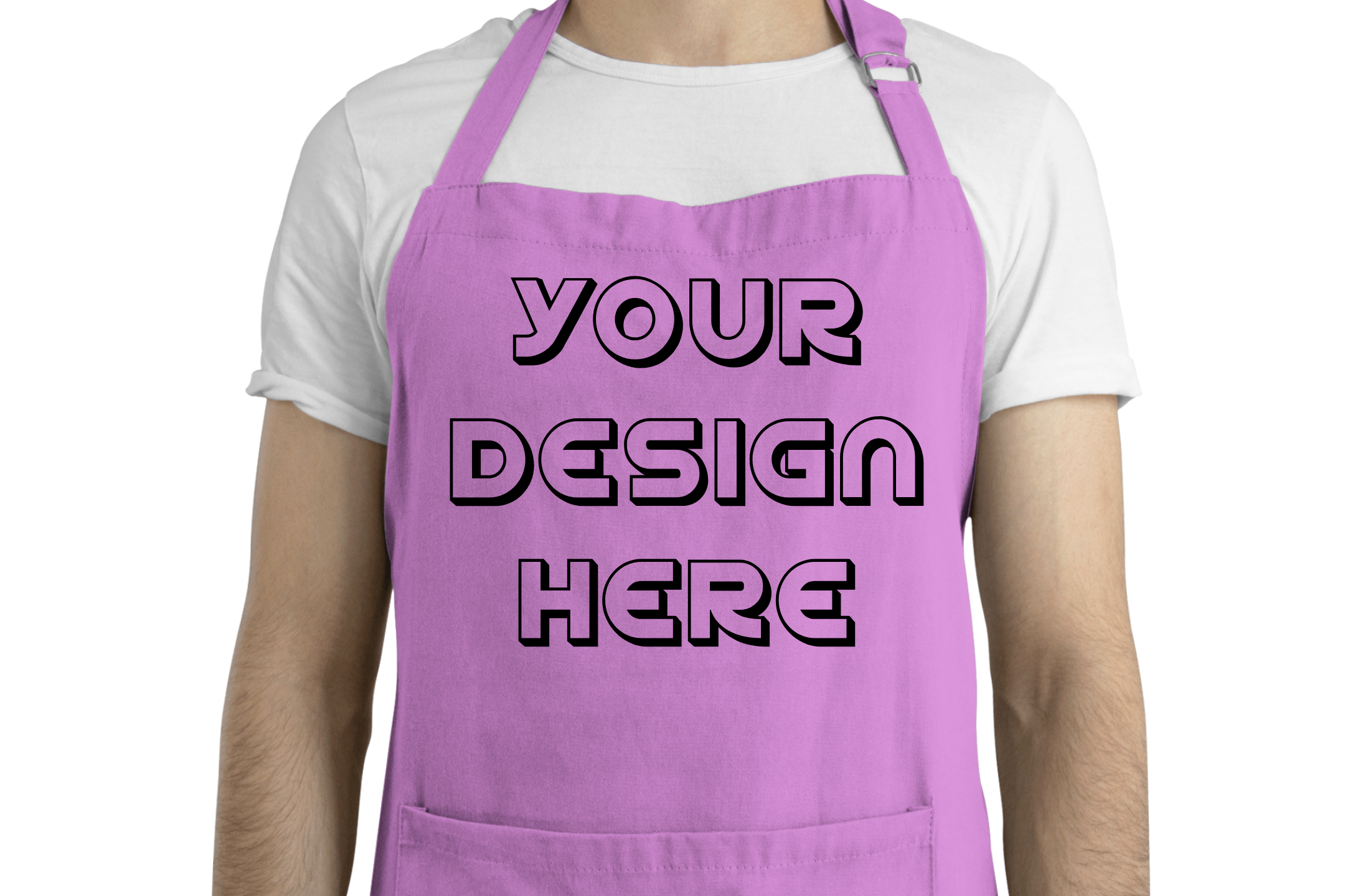 Apron Mockups - 9 | Men example image 8