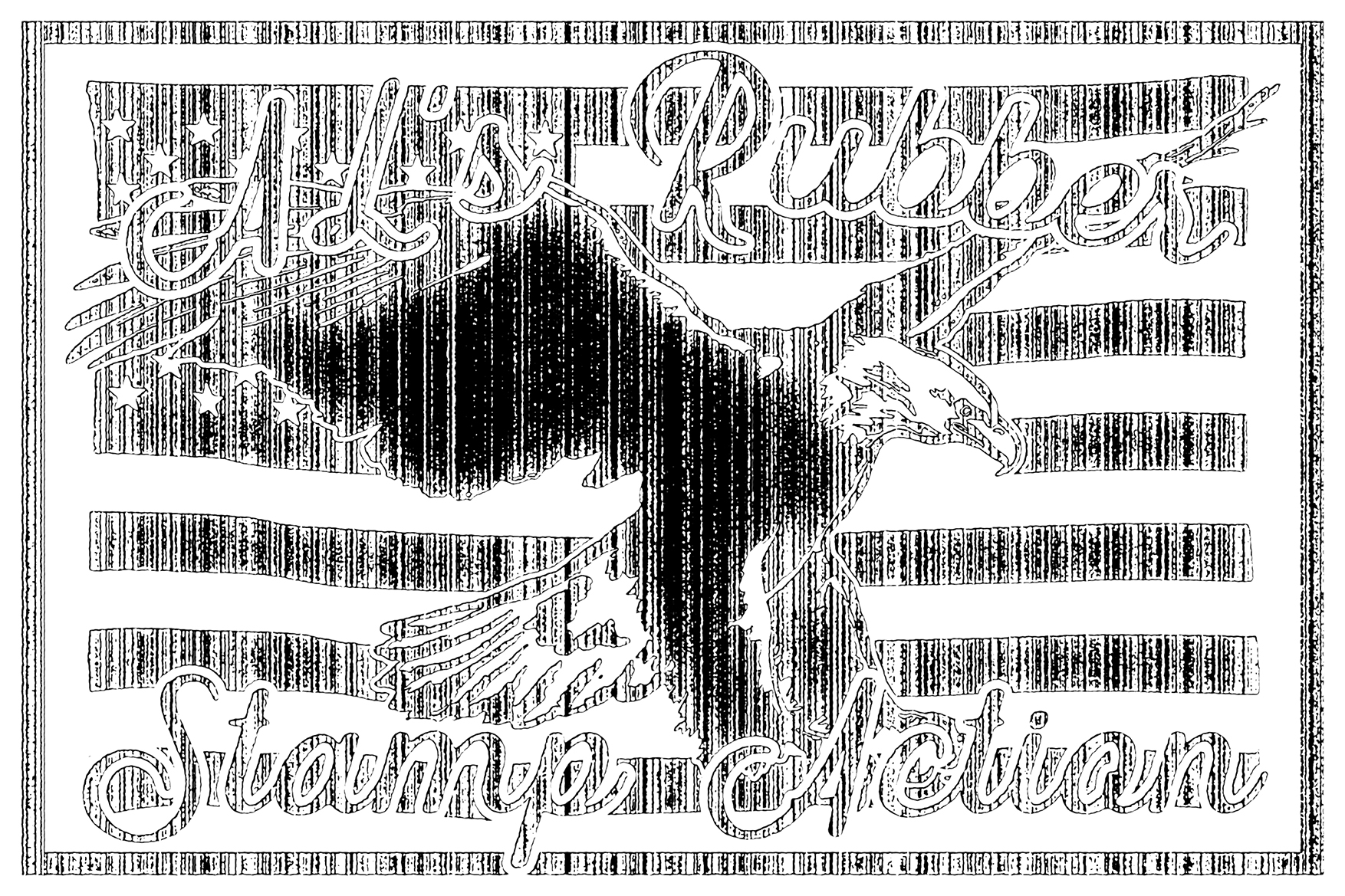 AL's Rubber Stamp Action Kit example image 23