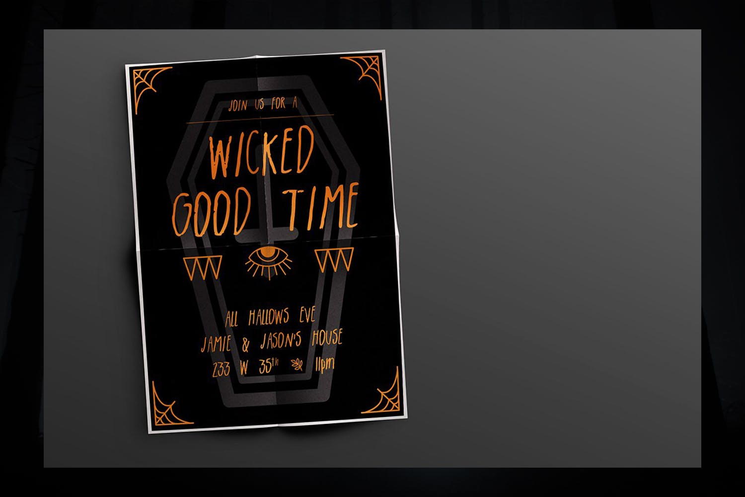 Witchy| A Spooky Sans-Serif example image 3