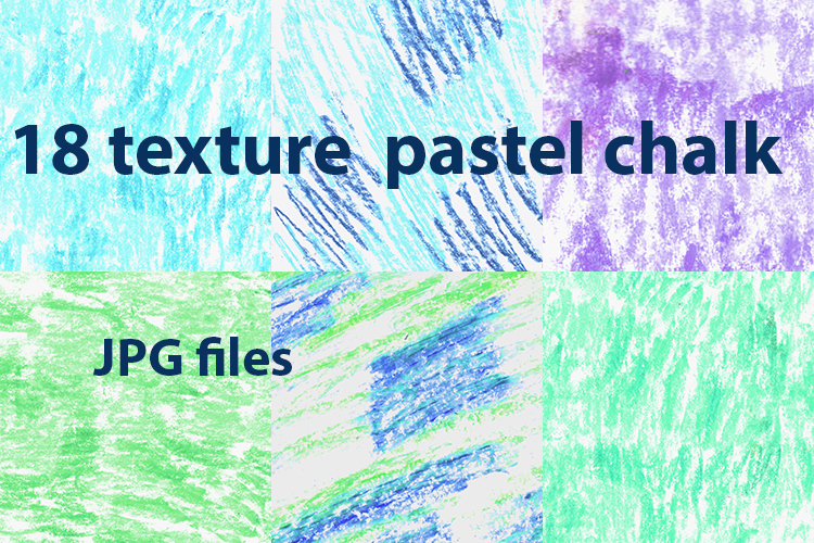 Pastel texture example image 1