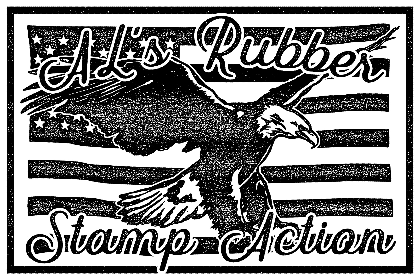 AL's Rubber Stamp Action Kit example image 11