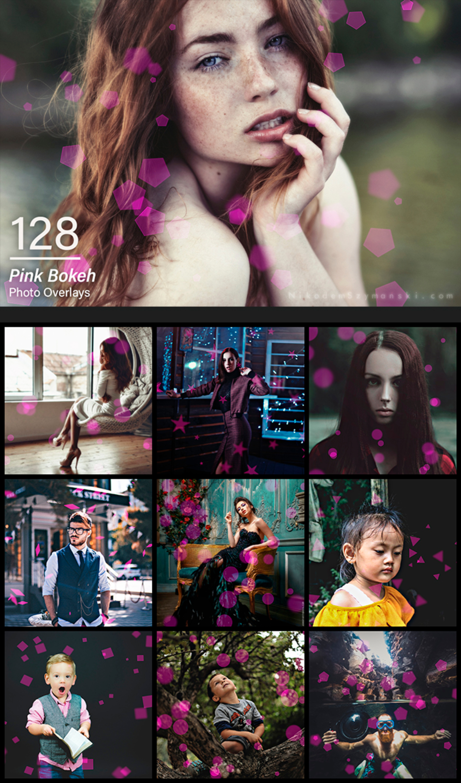 5000 Professional Photo Overlays example image 30