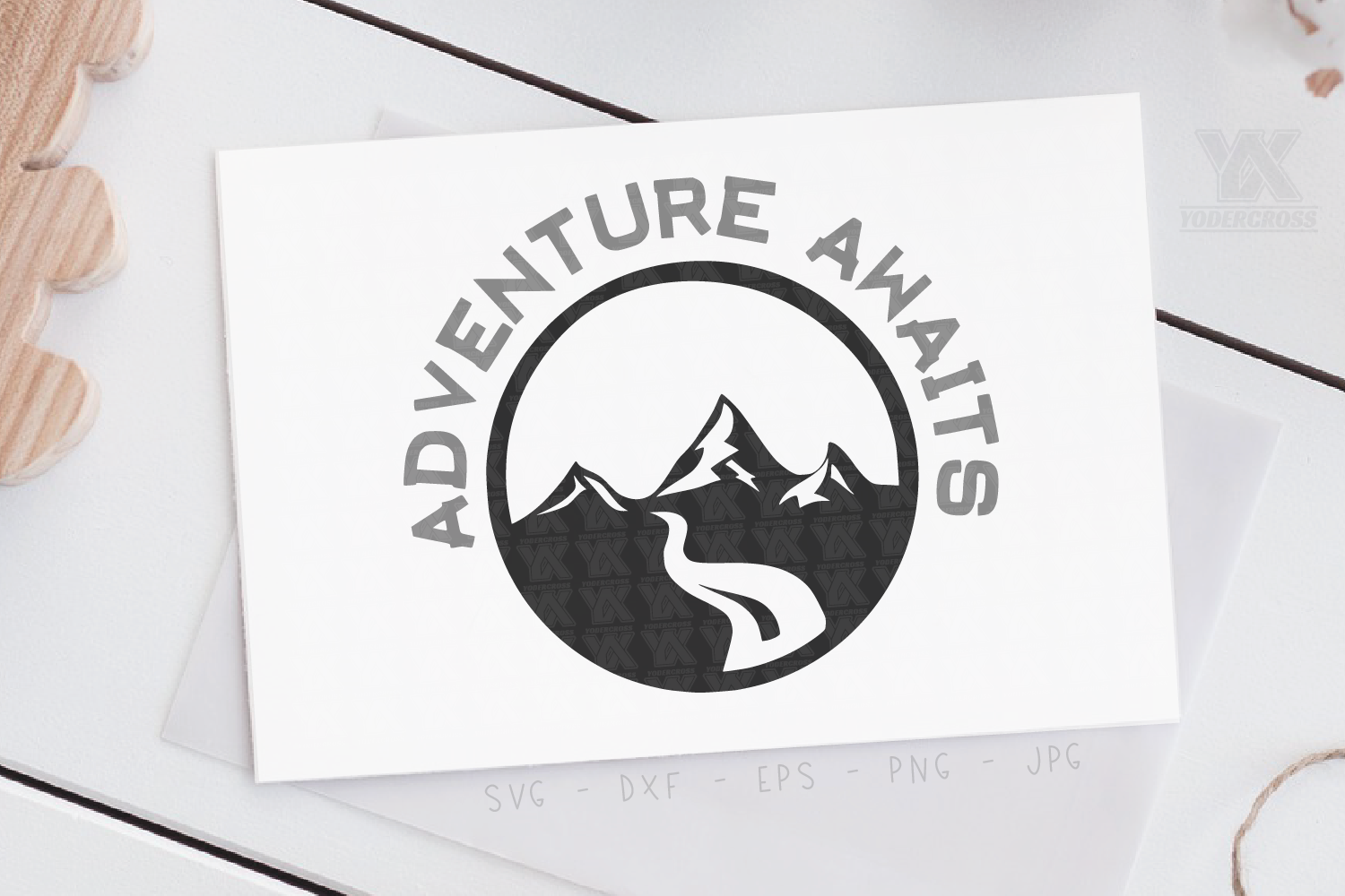 Adventure Awaits SVG example image 2