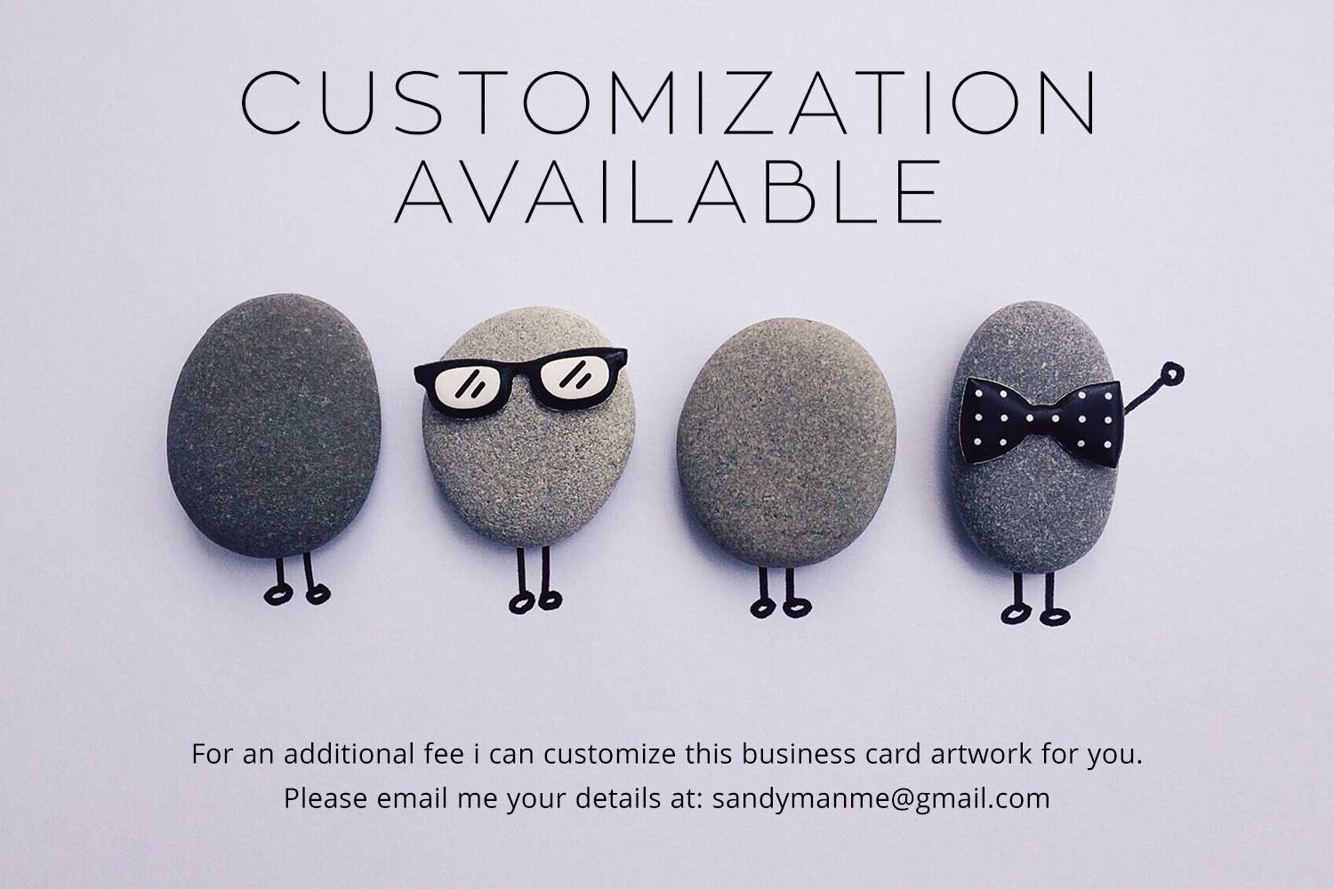 Beautiful Photography Business card example image 3