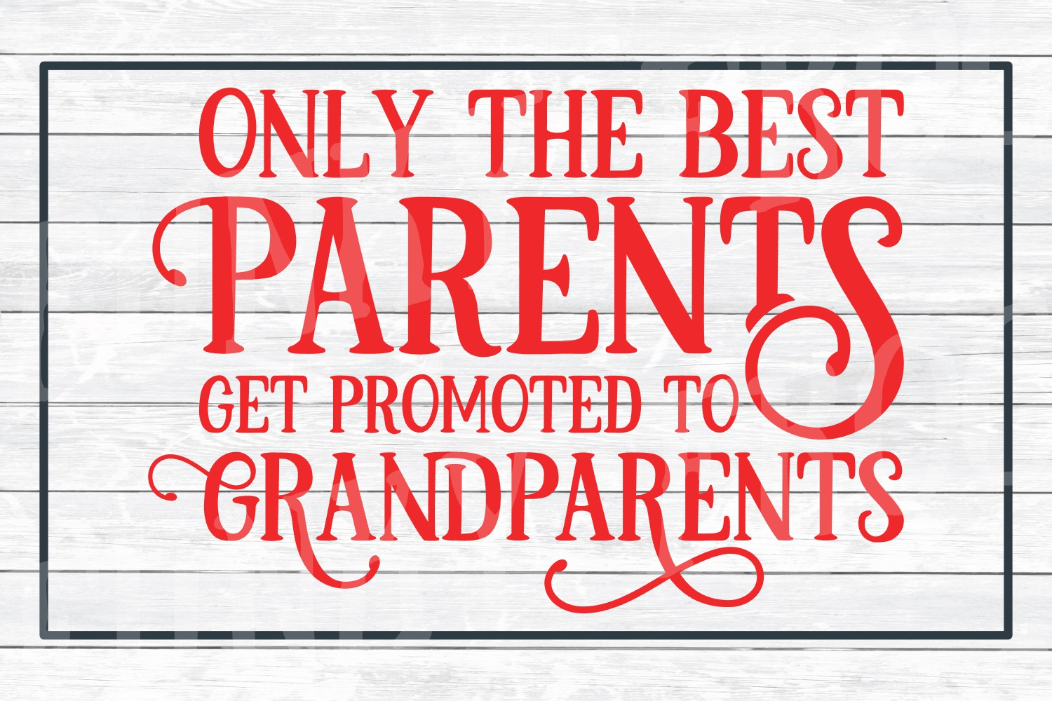 Grandparent Designs Bundle, SVG Cut Files for Crafters example image 7