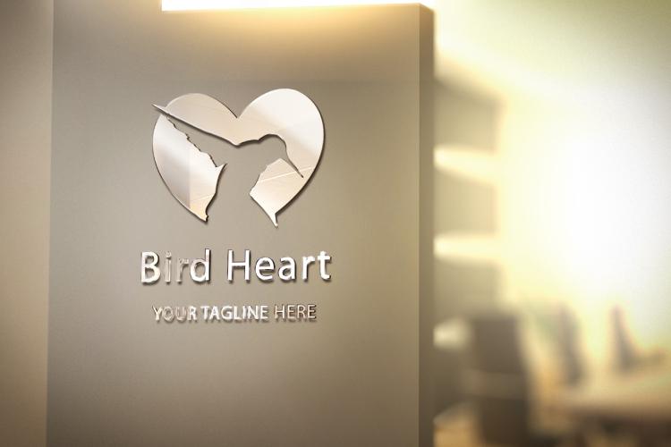 Humming Bird Logo example image 4