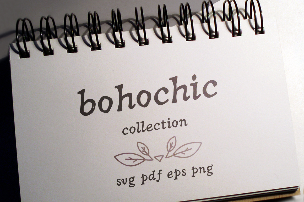 Boho-Chic Bundle The Collection example image 1