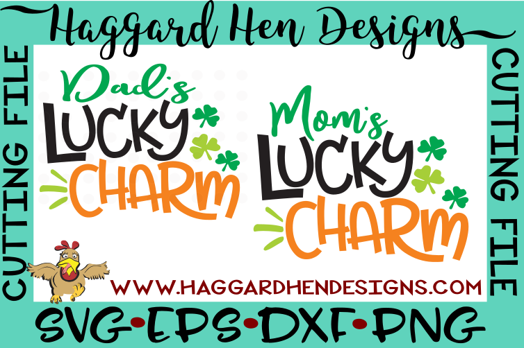 Lucky Charm Bundle SVG example image 1