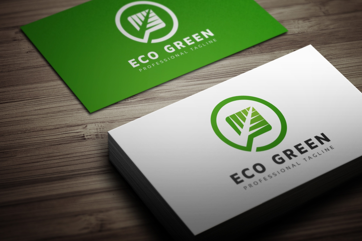 Eco Green Logo example image 4