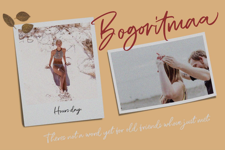 Bogoritmaa Signature example image 7