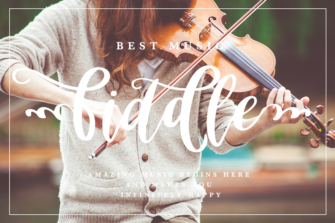 Mirabelle Font with Extras example image 5