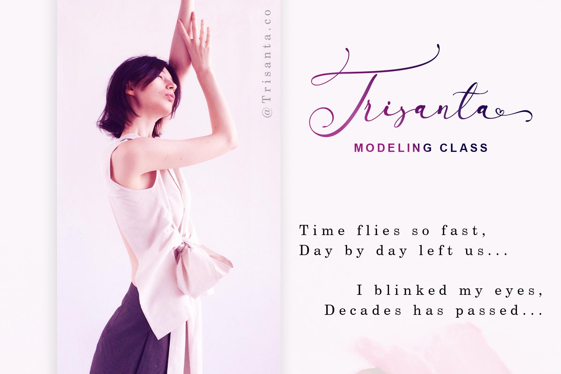Arellia Script // Luxury Font example image 3