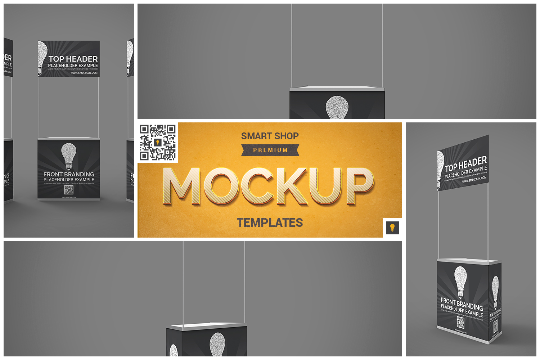 Promo Counter Mockup example image 1